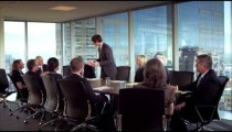 Business stock footage 72