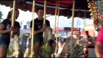 Carnival stock footage 11