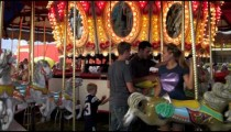 Carnival stock footage 33