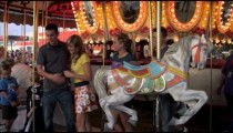 Carnival stock footage 35