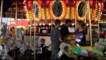 Carnival stock footage 42