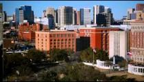 Dallas stock footage 4