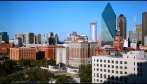 Dallas stock footage 8