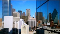 Dallas stock footage 10