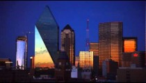 Dallas stock footage 14