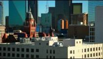 Dallas stock footage 15