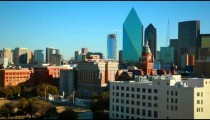 Dallas stock footage 16