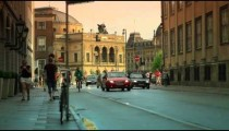 Denmark stock footage 4