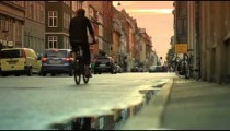 Denmark stock footage 9