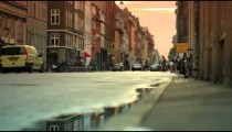 Denmark stock footage 10