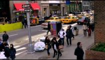 New York stock footage 44
