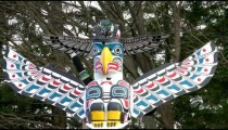 Vancouver stock footage 4