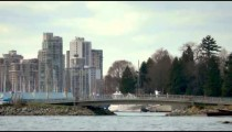 Vancouver stock footage 12