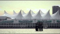 Vancouver stock footage 17