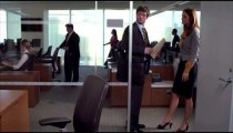Business stock footage 18