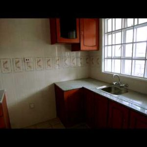 Rotating panning shot of a kitchen in Kenya, Africa.