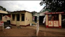 Tracking footage of people in a small Kenyan town