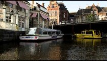Shot of life in Amsterdam