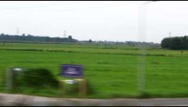 Sped-up video of Amsterdam countryside