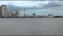 New Orleans River View pan