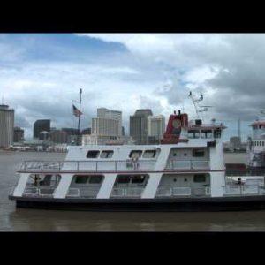 Mississippi Tug Boat