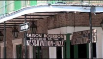 Maison Bourbon Sign zoom