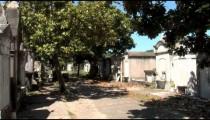 Lafayette Cemetery pan