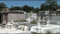 Lafayette Cemetery Graves zoom 2