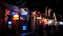 Bourbon Street Neon zoom