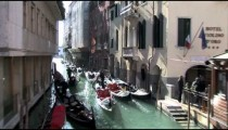 Gondolas in Small Canals zooms