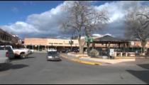Taos Shopping Center pans