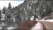 Snowy Park Road