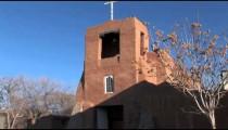 San Miguel Mission tilt