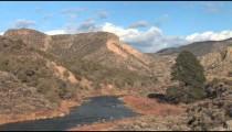 Rio Grande Mountain Bend