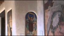 Native American Mural zooms