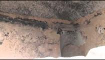 Anasazi Cave Drawing pan