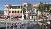 Puerto Paradiso Fountains