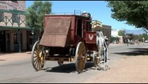 Tombstone Stage Coach Ready