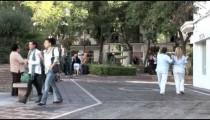 Women on Malaga Walkway zoom