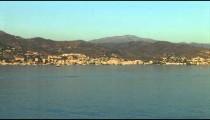 Spain Coastline zoom