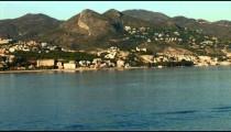 Spain Coastline zoom POV