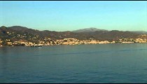 Spain Coastline pan