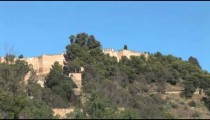Gibralfaro Castle from Alcazaba zooms
