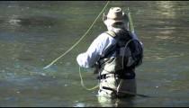 Fly Fisherman Wades cu