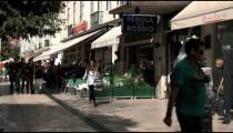 Lisbon Street People pan