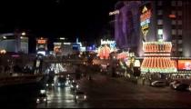 Mid Vegas Strip zoom