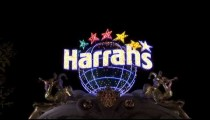 Harrahs Neon Sign zooms