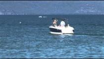 Pleasure Boat and People