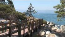 Sand Harbor Walkway zoom