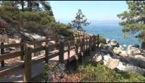 Sand Harbor Walkway